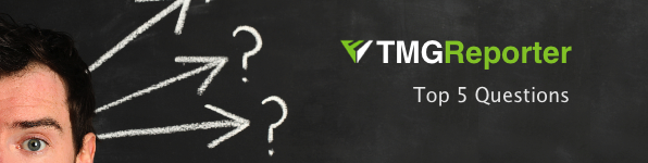 Forefront TMG Reporting Top 5 Questions