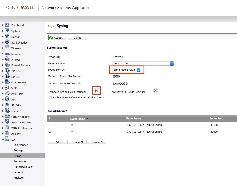 how to log into sonicwall firewall firmware 5.9.0.6-3o