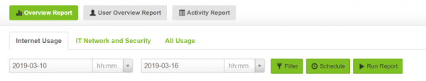Internet Usage Report and New Report Types In Fastvue Reporter
