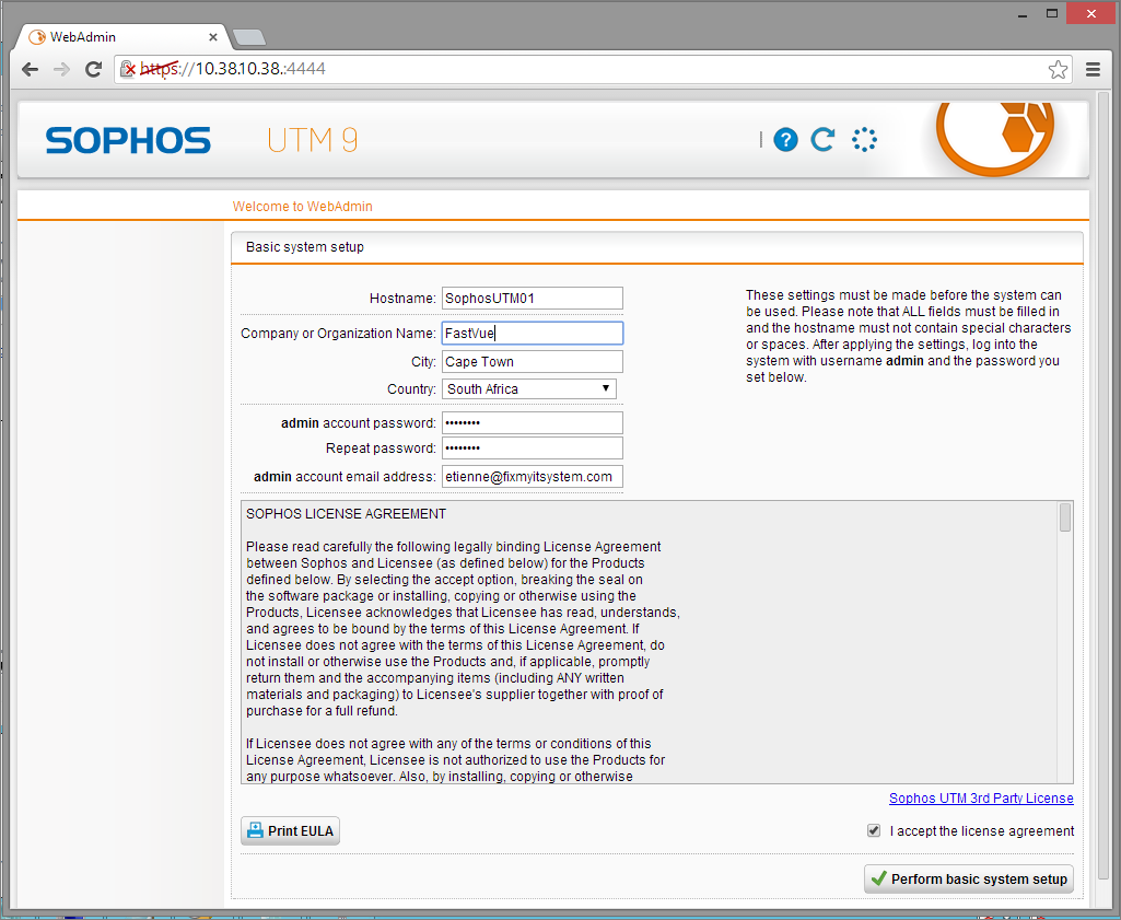 How to Deploy Sophos UTM on Hyper-V in 7 Simple Steps